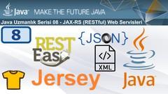 Java Serisi 08 - JAX-RS (RESTful) Web Servisleri