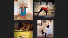 Fun Yoga for Autumn