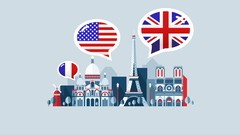 American English for French Speakers