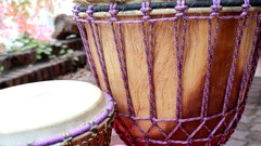How To Build A Professional Djembe: Create Music Beauty &Biz