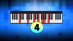 Piano Runs & Fills #4: C6 Rolling Waves & Waterfall Runs