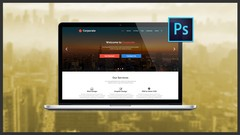 [Free] The Ultimate Web Designing Course in Photoshop