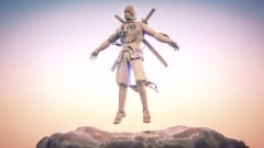 Create a Character in Blender3D - Vol.1 Modeling