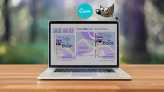 eBook and Paperback Book Cover Design Using Canva and Gimp
