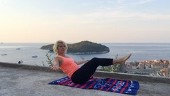 Yoga Lessons from Abroad: Dubrovnik
