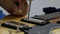 Curso Mantenimiento y octavación para guitarras eléctricas