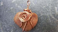 Jewelry Making: Wire Wrapping Found Objects & Unusual Shapes