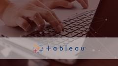 Learn Tableau Desktop 10 from Scratch for Data Science
