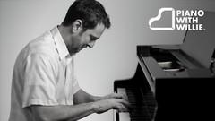 Piano With Willie: Jazz & Gospel Exercises