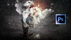 Abstract Concept Art- Photo Manipulation in Photoshop