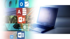 Office 2013教材コース(Word、Excel、PowerPoint、Access、Outlook、Win10)
