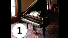 Playing Piano: Scales and Arpeggios Vol.I : Major keys