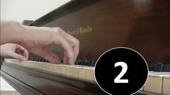 Aprendiendo Piano: Tocando piezas populares Vol.II