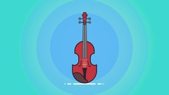 Play Violin and Fiddle for beginners - it's fun  - Course 1
