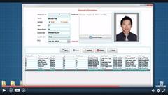 Java Swing Desktop App with CRUD Operations Using MySql