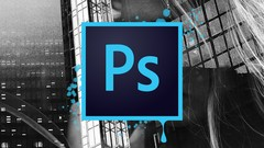 Photoshop CC: Learn by Making Designs