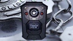 HauteVIEW 100 Body Camera
