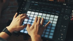 Ableton Push - Workflow and Production