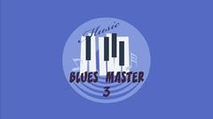 Blues Master - Professional Techniques Piano Course