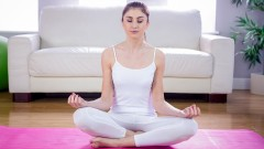 Find your own home yoga practice