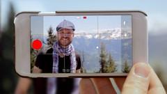 Professionelle Video-Produktion mit Smartphone und Kamera