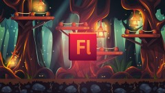 Draw All Your Own Game Art with Adobe Flash