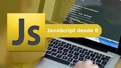 Imágen de Aprende JavaScript desde 0 con 60 ejercicios practicos