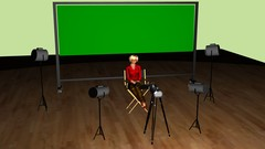 Green Screen Video: Budget Studio Setup And Chroma Key Edits