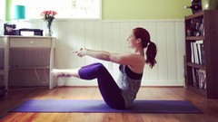 Intro to Core Strength Vinyasa Yoga