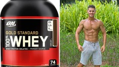 Muscle Building Whey Protein Course