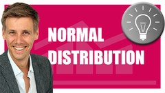 Statistics explained easy 2 - Normal Distribution and more