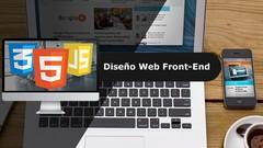 Imágen de Aprende Diseño Web Front-End - HTML, CSS y JavaScript