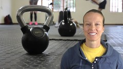 Kettlebells: 20 Minute Circuit to Burn Fat Improve Endurance