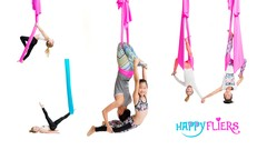 Happy Fliers Aerial Yoga