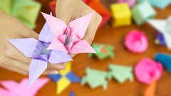 DIY Origami Gifts & Decoration