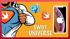 iOS Swift Course. From Zero to Advance. Build 60+ Apps