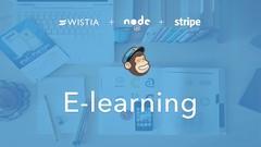 Learn Node js by building Udemy: Stripe + MailChimp + Wistia