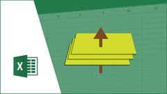 Microsoft Excel 2016: Data Analysis with PivotTables