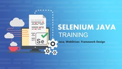 Selenium WebDriver From Foundation to Framework [In Arabic]
