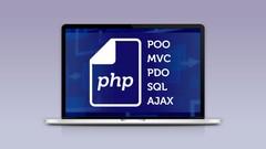 Curso Crea aplicaciones PHP seguras con POO-MVC, PDO-SQL y AJAX