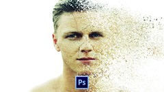 Disintegration Effect Tutorial in Photoshop