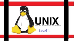 New to Unix/Linux environment?.Try Step by Step Unix Level-1