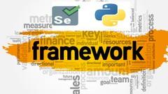Selenium with Python Frameworks : Data Driven & BDD