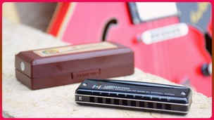 Free udemy coupon Harmonica Jamz: Play Any Song and JAM with Friends