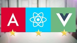 Master en Frameworks JavaScript: Aprende Angular, React, Vue