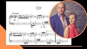 Playing Für Elise