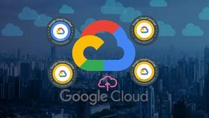 Ultimate Google Cloud Certification - All in one Bundle (4)