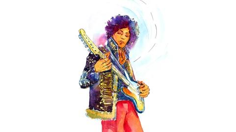 Pure Pentatonic Power: Rock and Blues Lead Guitar Lessons - Resonance School of Music