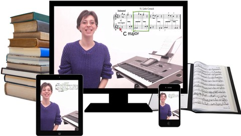 Digital Pianist Course-Learn Piano & Keyboard Fast & Easy - Resonance School of Music
