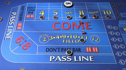 Learn To Play Craps From Part-time Dice Pros!